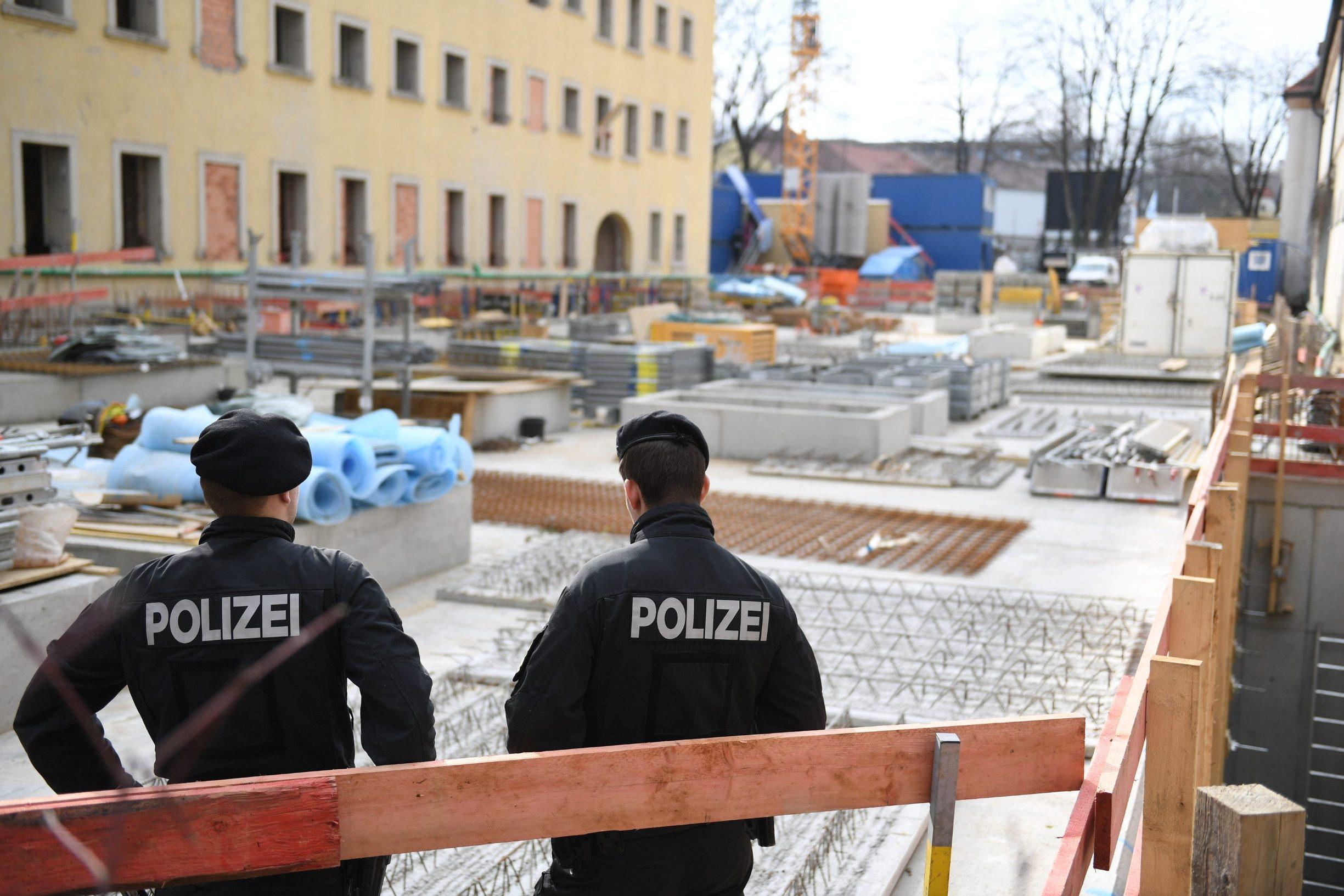Policija na mjestu zločina
