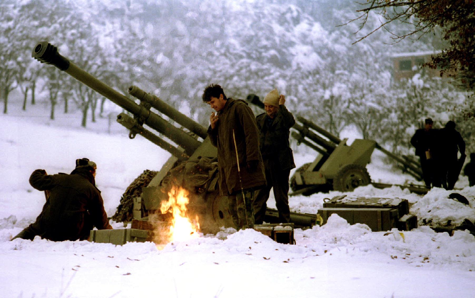Bosanski Srbi tijekom rata 90-ih