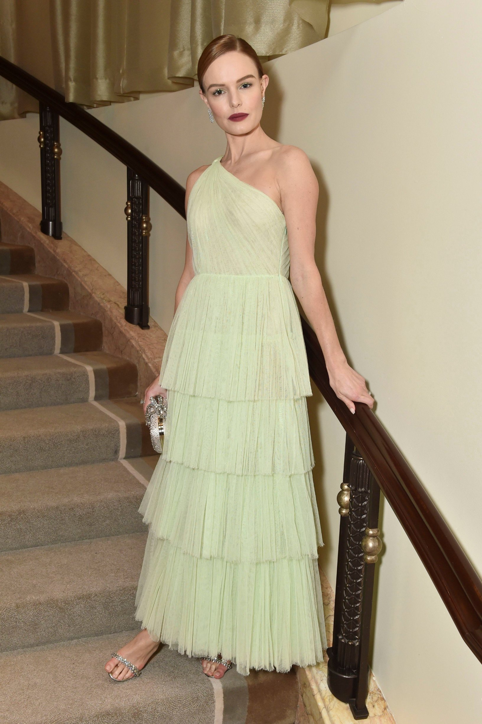 Kate Bosworth 2nd Annual Learning Lab Ventures Winter Gala, Arrivals, The Beverly Hills Hotel, Los Angeles, USA - 31 Jan 2019, Image: 411557388, License: Rights-managed, Restrictions: , Model Release: no, Credit line: Profimedia, TEMP Rex Features
