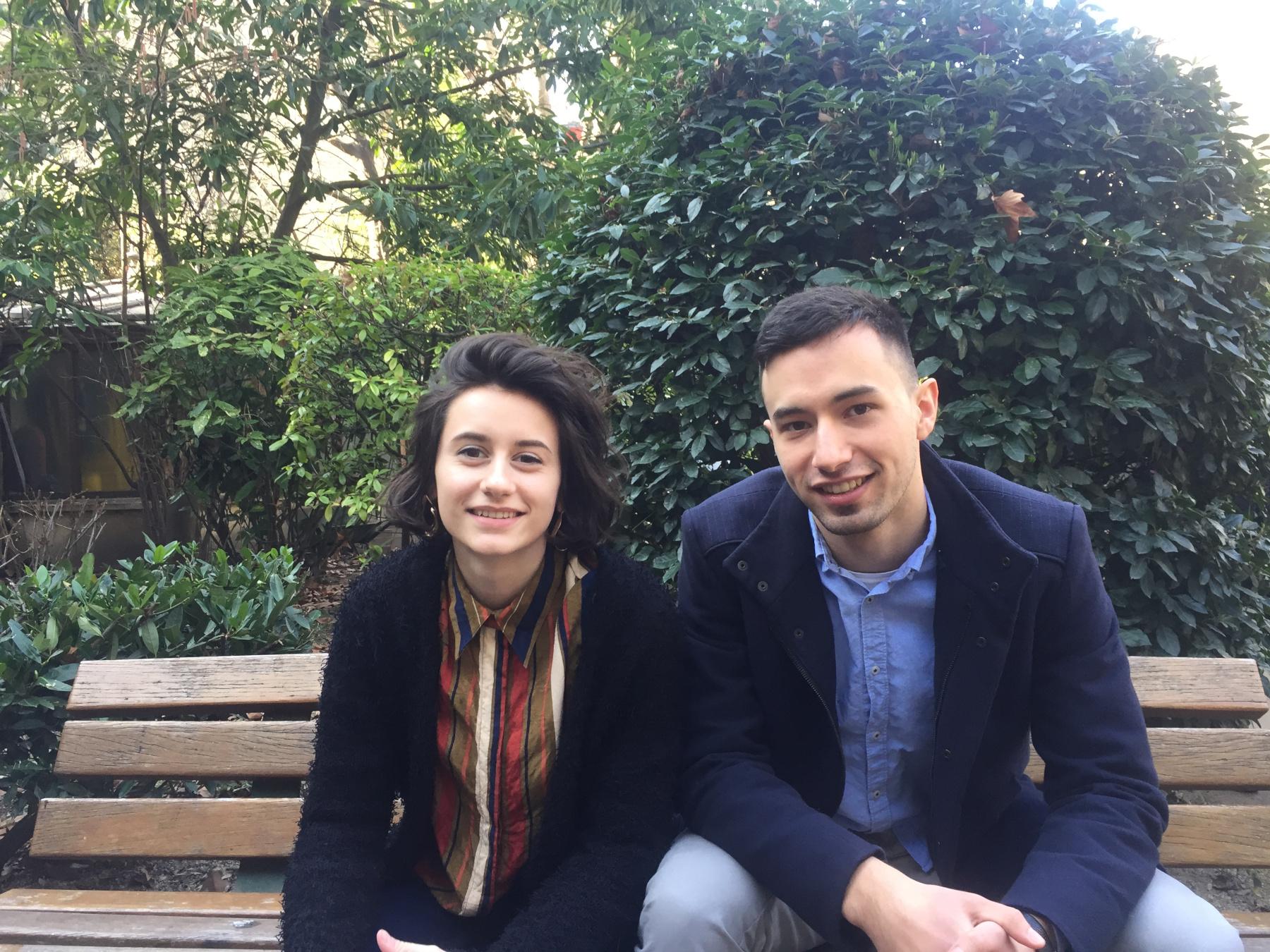 Ilija Anto Lovrić i Sara Octenjak