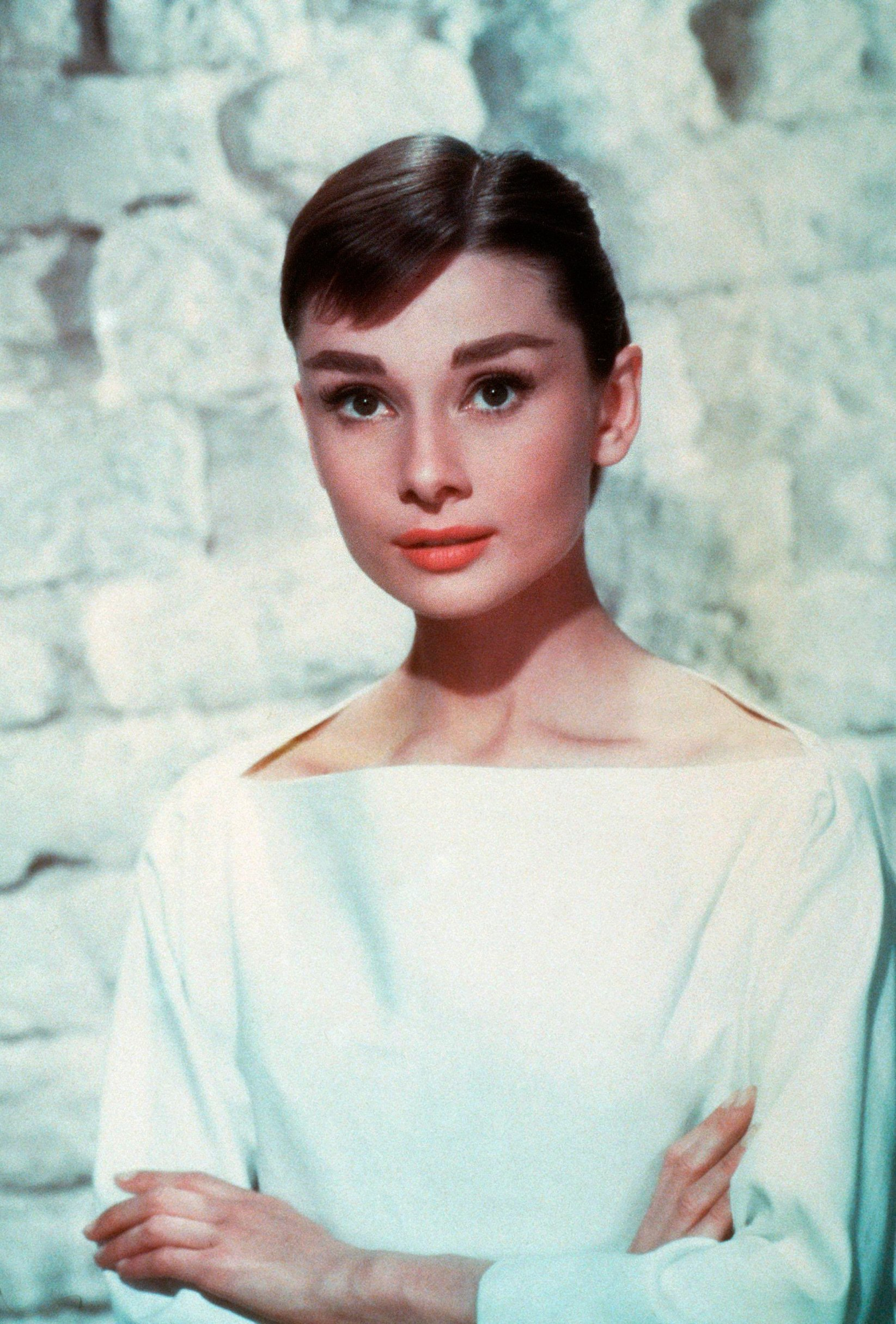 Audrey Hepburn, circa 1956, Image: 269950852, License: Rights-managed, Restrictions: NO ITALY, GERMANY, BENELUX, USA or AUSTRALIA - Fee Payable Upon Reproduction - For queries contact Photoshot - sales@photoshot.com  London: +44 (0) 20 7421 6000  Florida: +1 239 689 1883  Berlin: +49 (0) 30 76 212 251, Model Release: no, Credit line: Profimedia, Uppa entertainment