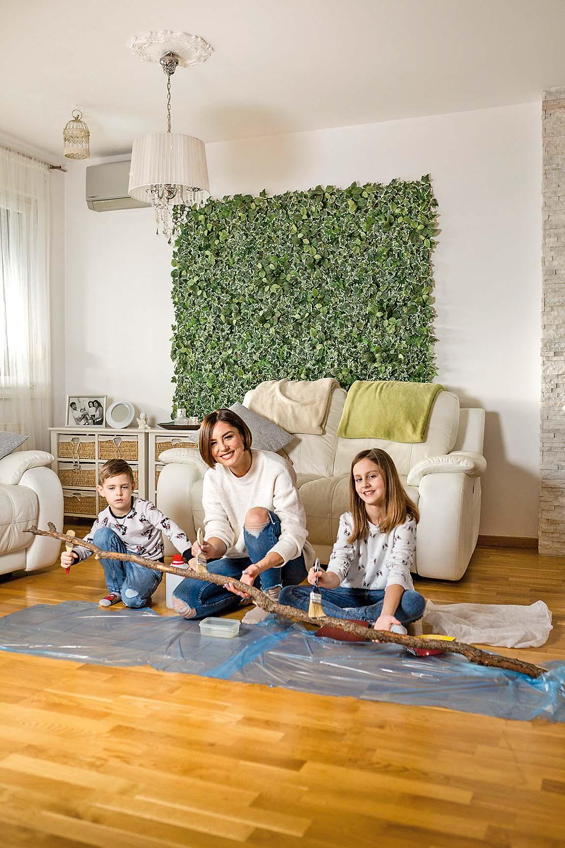 Antonija Stupar Jurkin  sin Ivano i kcer Paola Hobi renovacija namjestaja Odra Fotograf Matej Dokic 020219