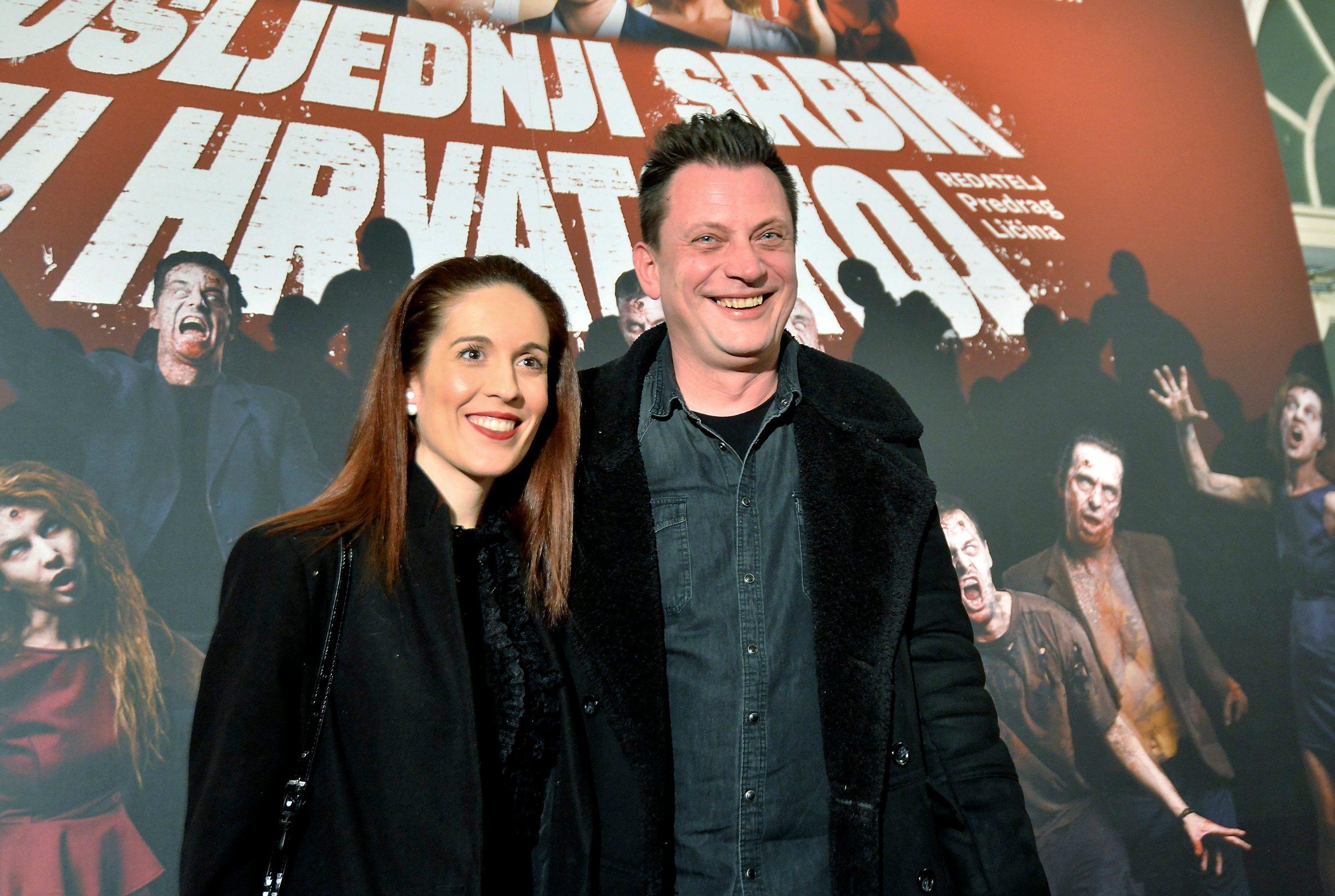 Helena Minić Matanić i Dalibor Matanić