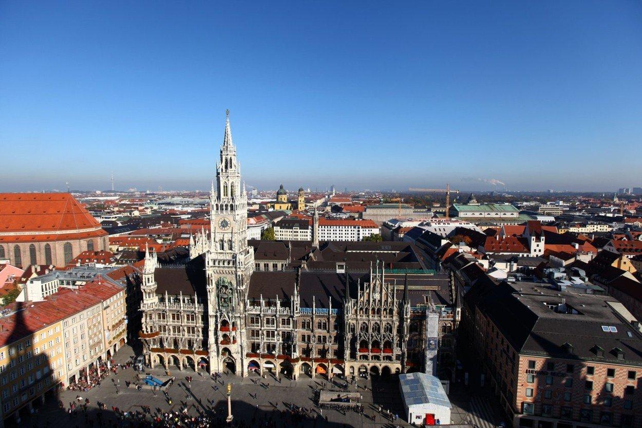 München (ilustracija)