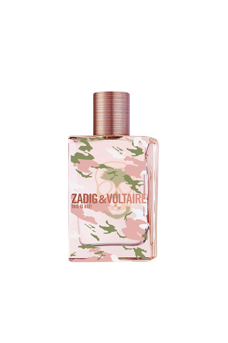 ZADIG & VOLTAIRE This Is Her! No Rules Edp 50 ml (524 kn)