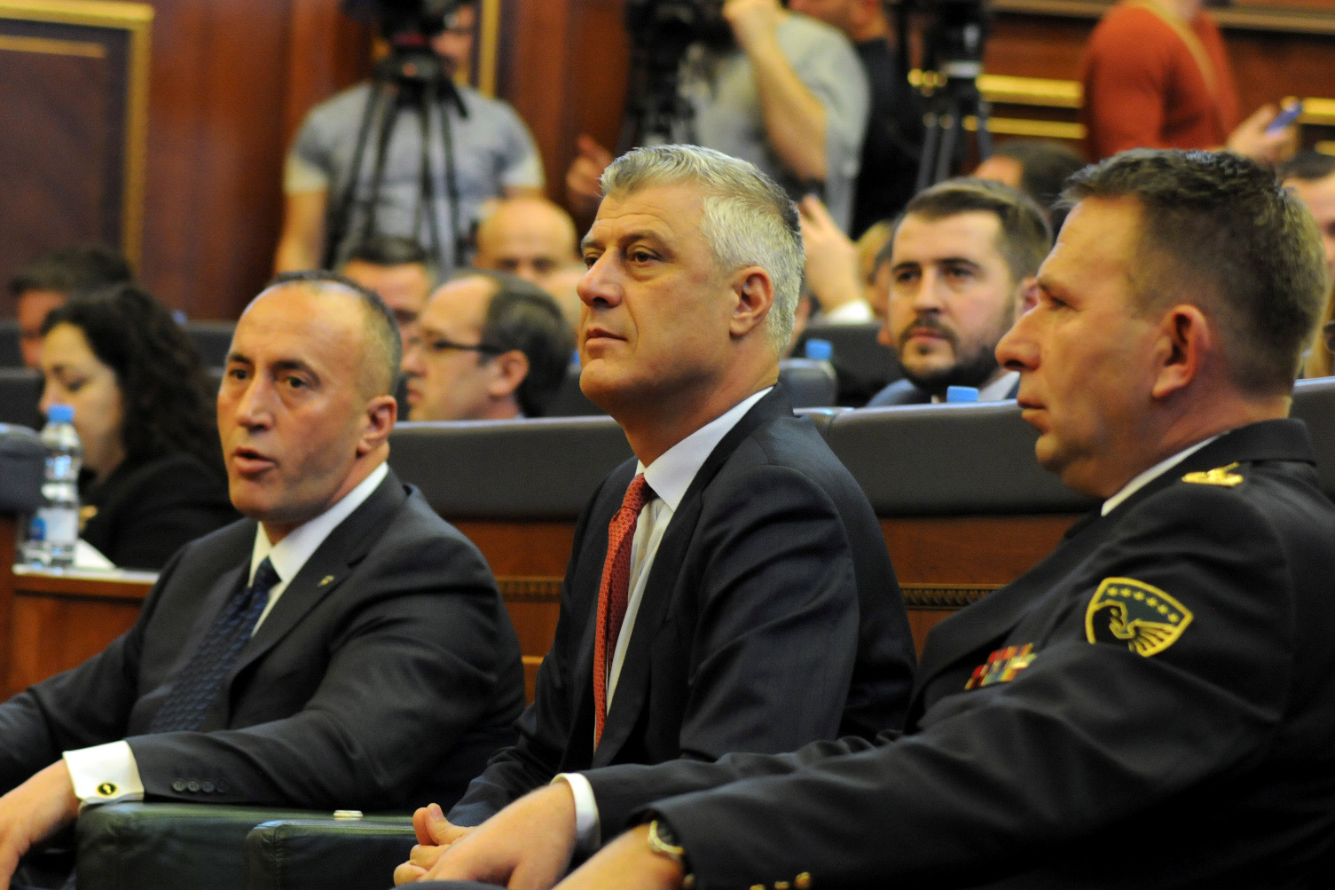 Ramush Haradinaj i Hashim Thaci
