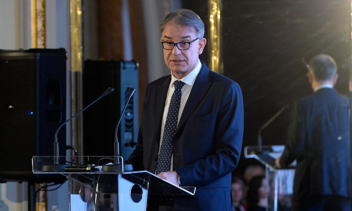 Gari Cappelli, ministar turizma