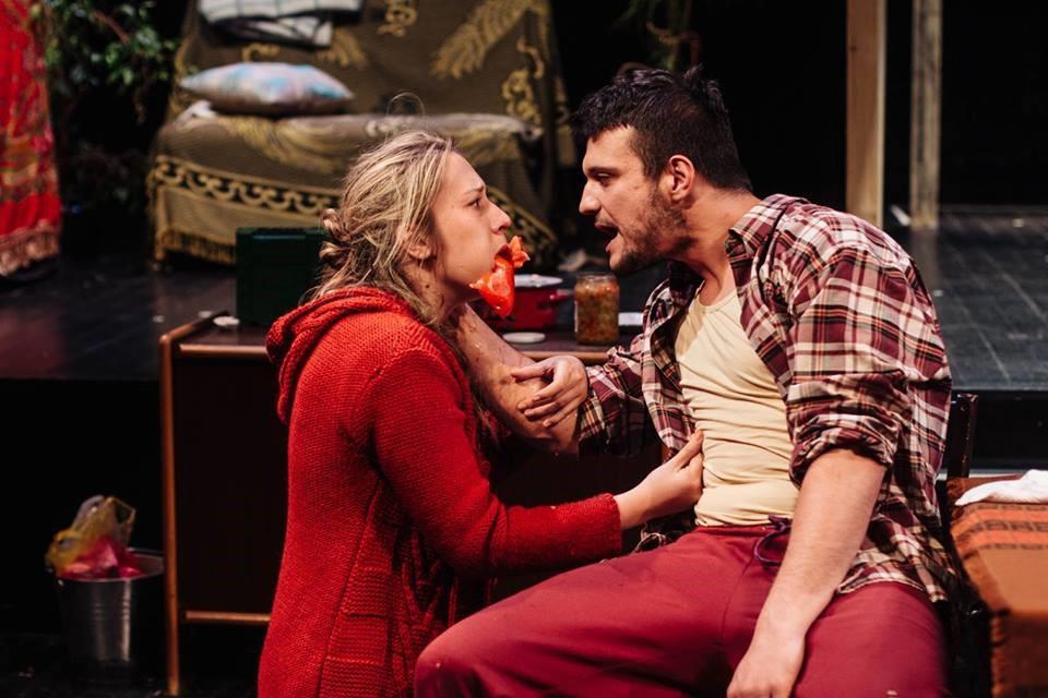 Prizor iz predstave 'Murlin Murlo'