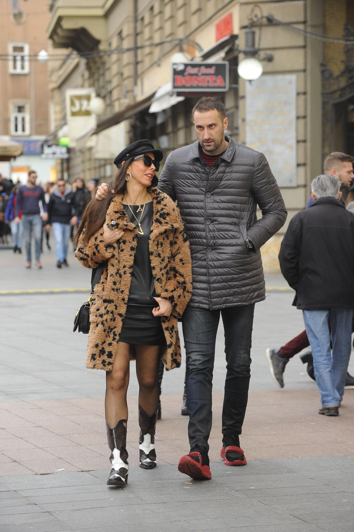 Spica / Zagreb 02.02.2019. / foto. / Igor Vori i supruga Olja Vori