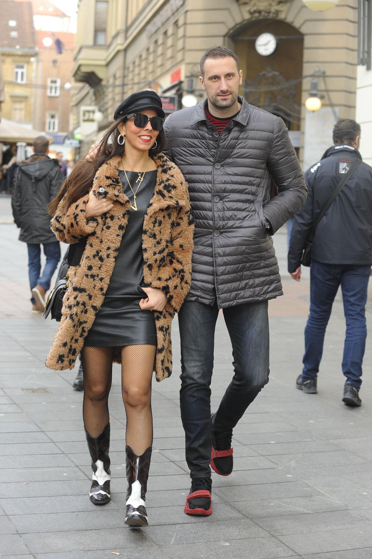 Spica / Zagreb 02.02.2019. / foto. Maja Jurovic / Igor Vori i supruga Olja Vori