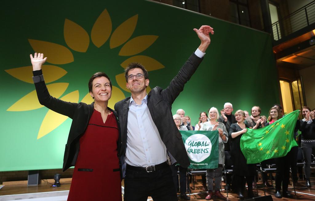 Greens congress in Berlin