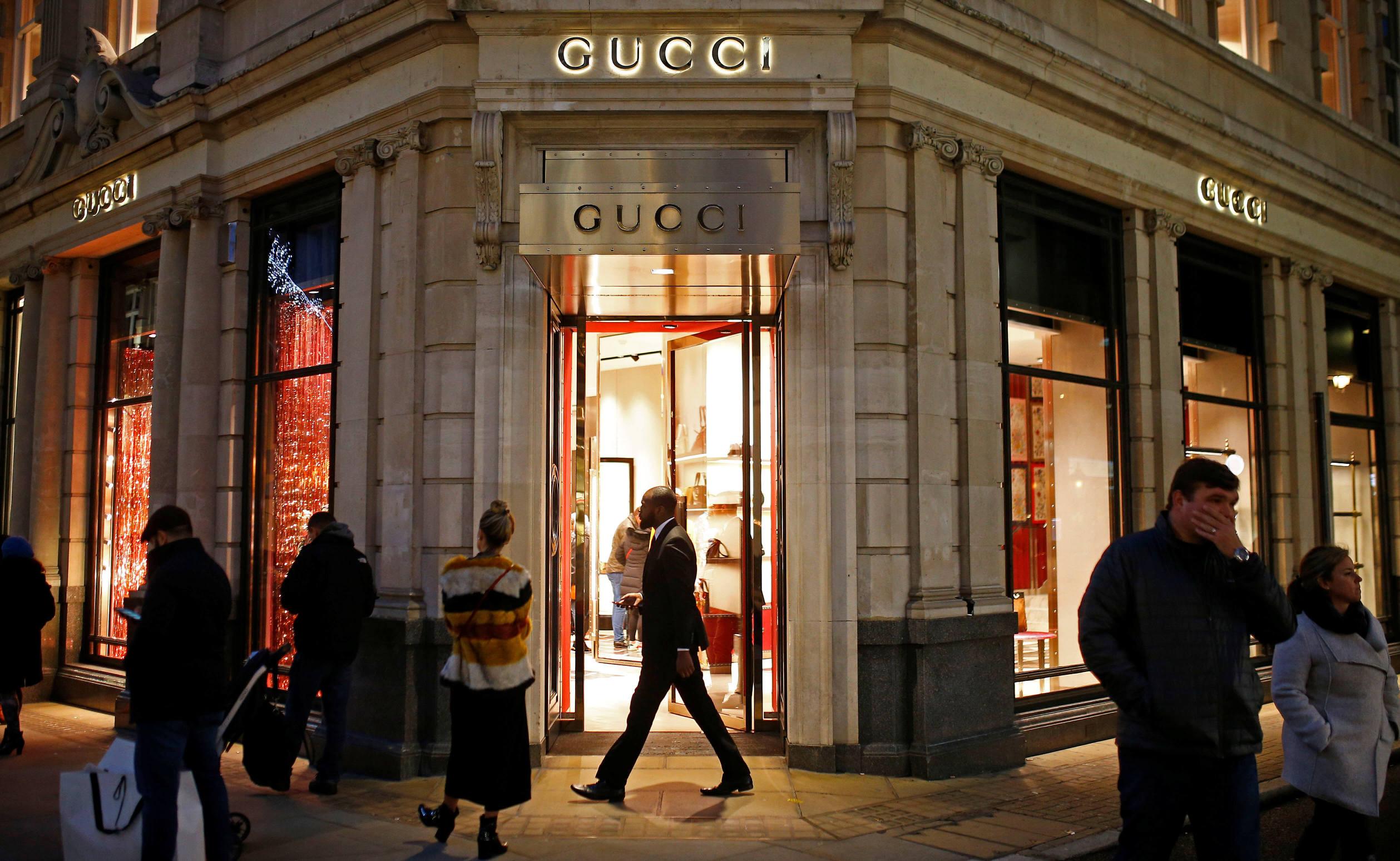 Trgovina modnog brenda Gucci