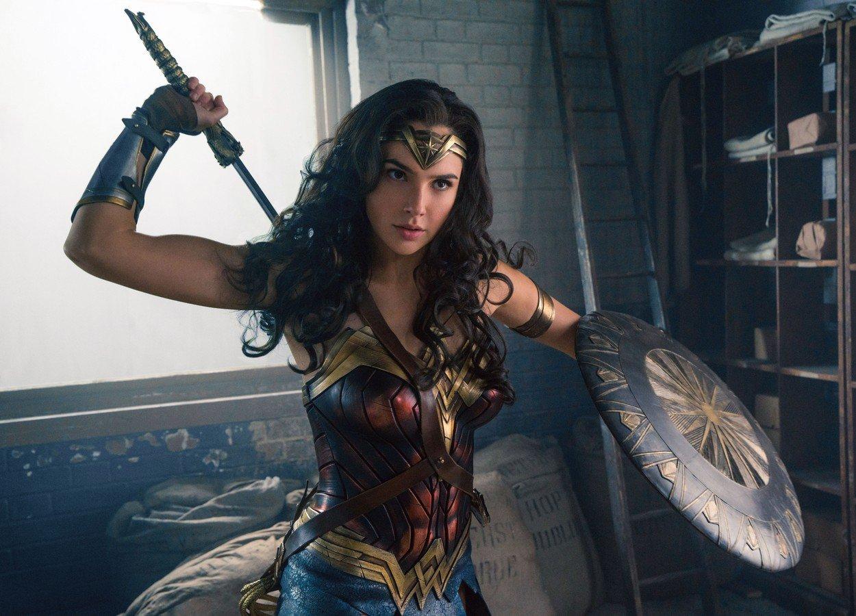 Gal Gadot kao Wonder Woman