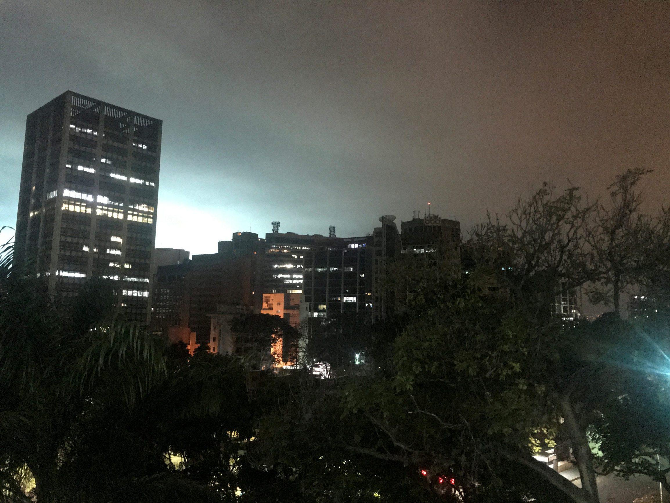 Caracas noću