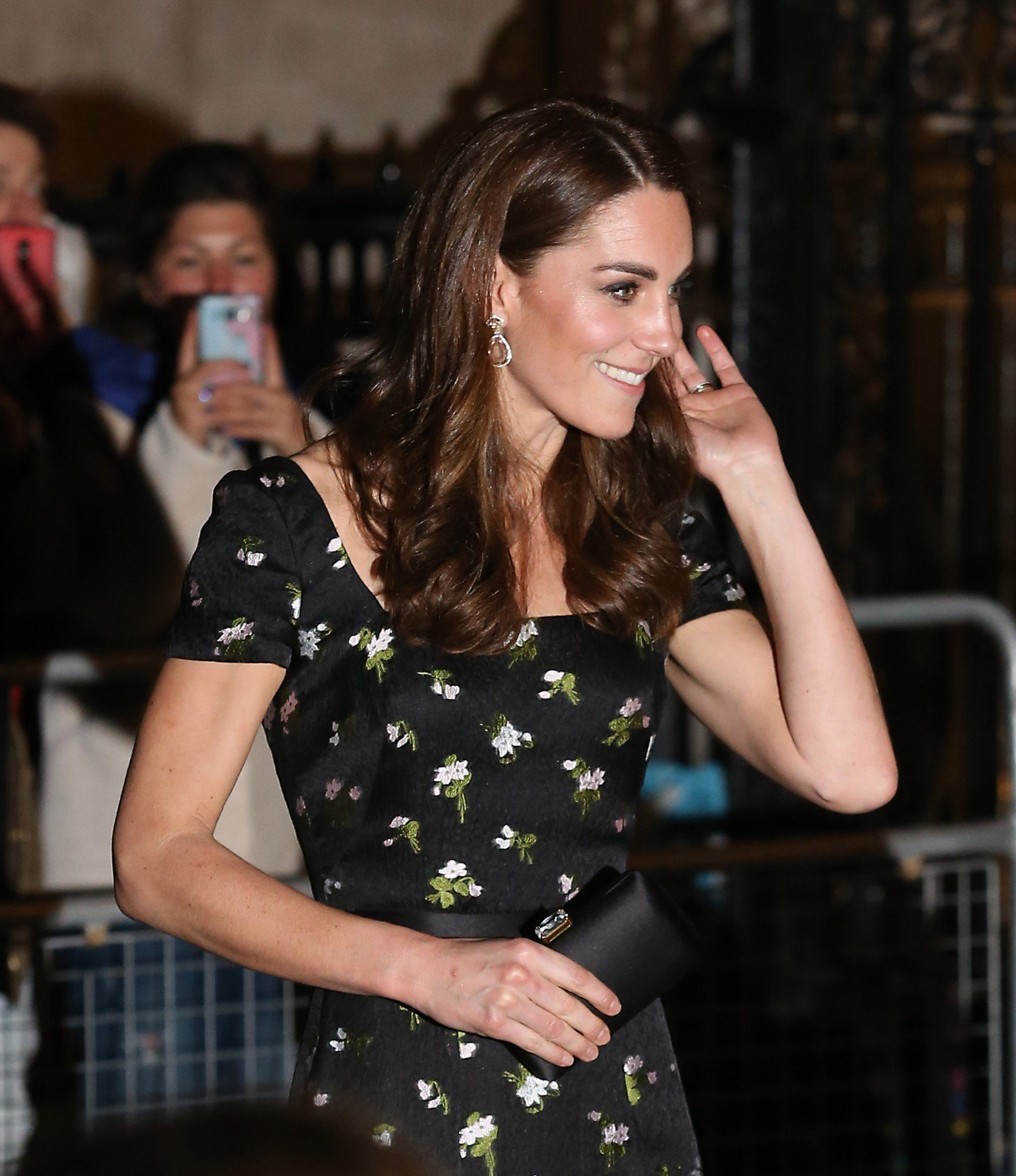 13 March 2019.  star-studded National Portrait Gallery Gala 2019, held at the National Portrait Gallery, London.  Pictured: Duchess of Cambridge, Kate Middleton,, Image: 419044086, License: Rights-managed, Restrictions: , Model Release: no, Credit line: Profimedia, Goff Photos