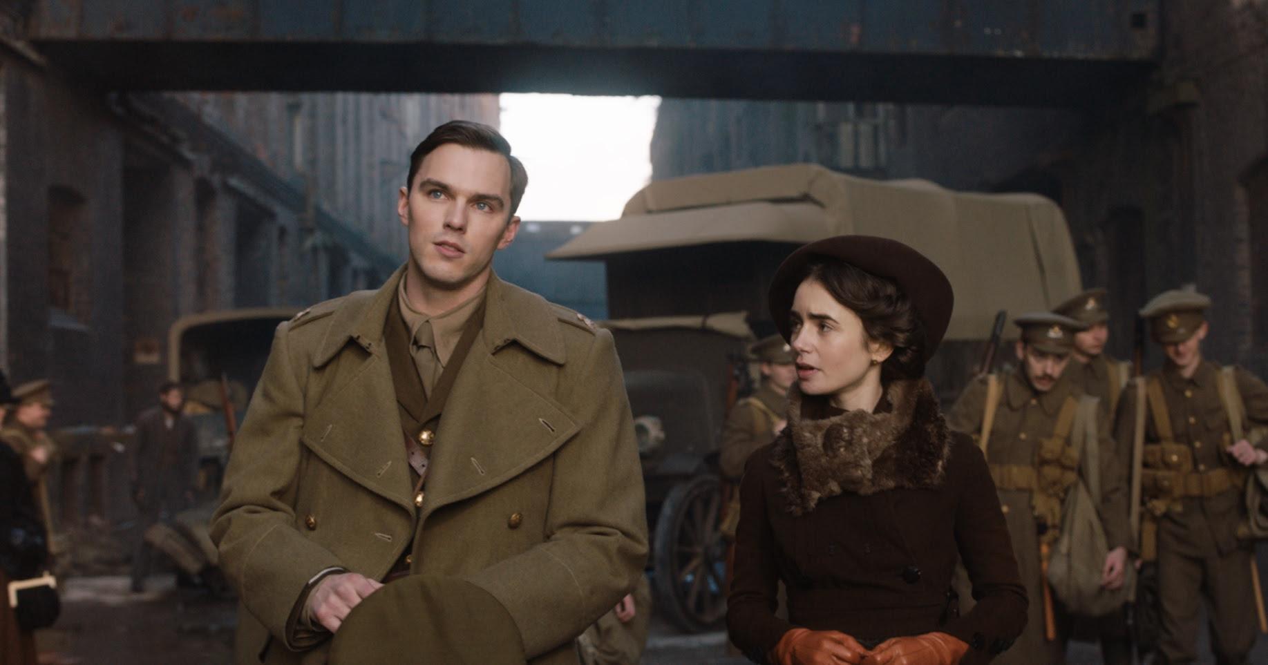 Nicholas Hoult u ulozi J. R. R. Tolkiena