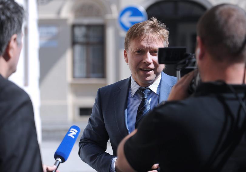 Maksim Poletajev, savjetnik glavnog izvršnog direktora za Agrokor te budući član i predsjednik Upravnog odbora Fortenove