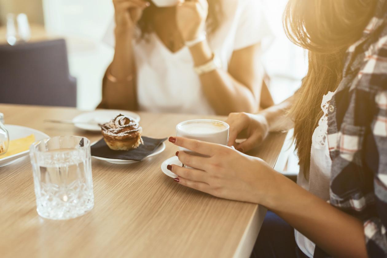 Kako bi ta kava imala smisla, stišajte mobitel, ne odgovarajte na mailove i ne pričajte o poslu