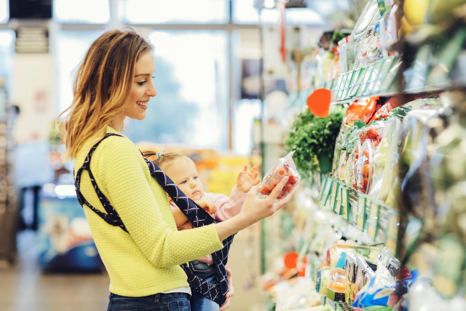 Naviku prema odabiru zdravih i kvalitetnih namirnica trebali bismo prenositi na našu djecu od najranije dobi.