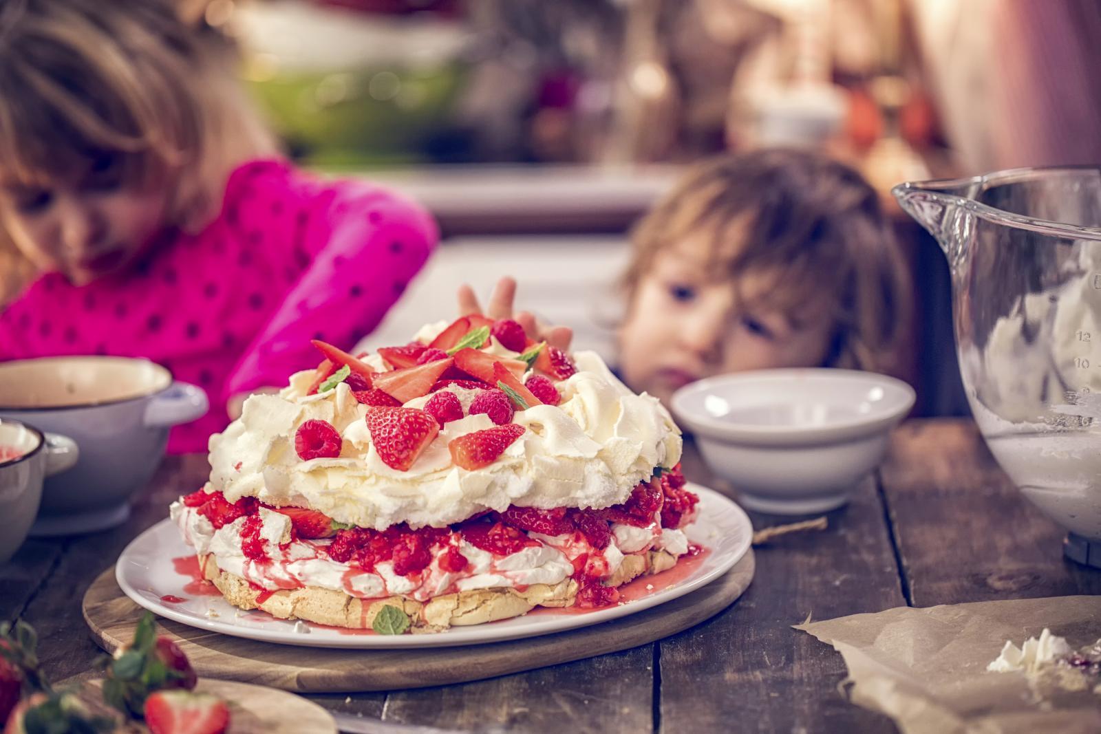Jagode su voće koje će u svim kombinacijama voljeti i vaša djeca.