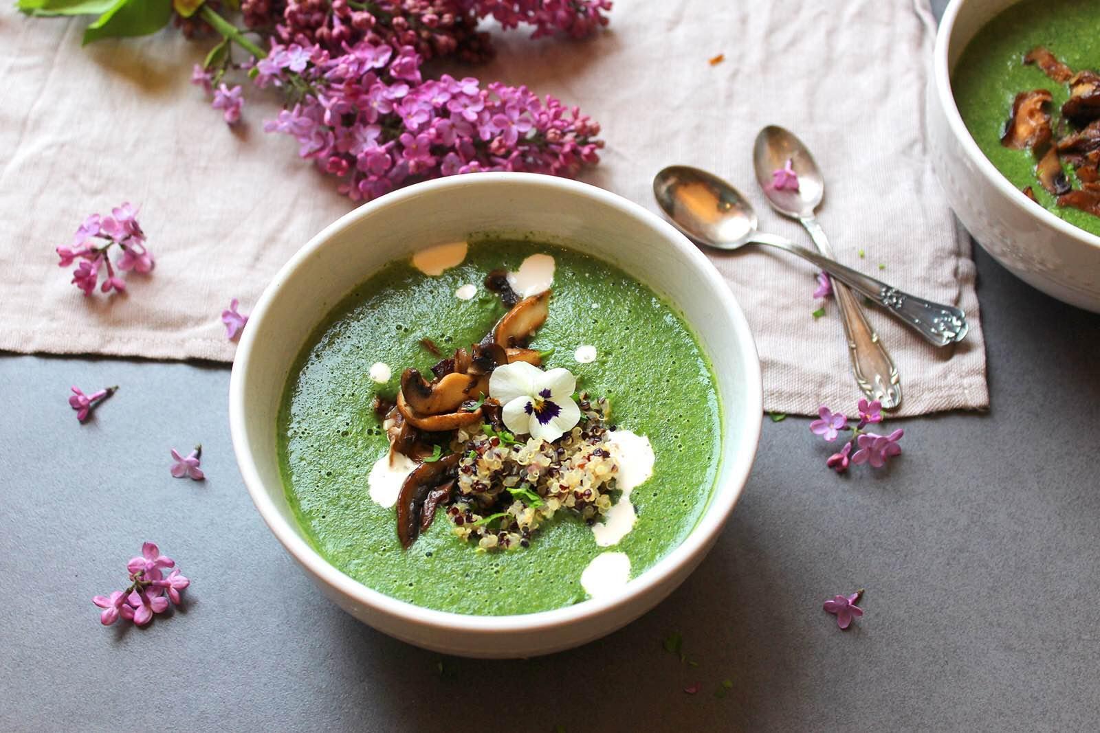 Spremate li se pročistiti organizam ili samo pojesti nešto zdravo, isprobajte ovu bogatu kremastu juhu zelene boje.