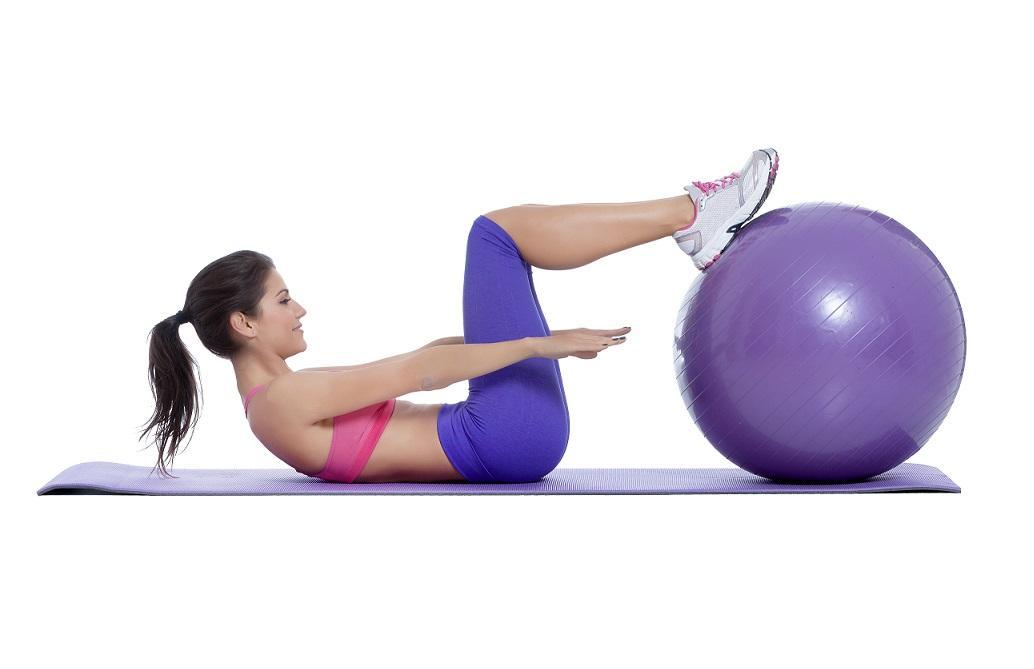 Prije nego se upustite u vježbanje na lopti koju imate kod kuće, provjerite da li je uopće po vašoj mjeri.