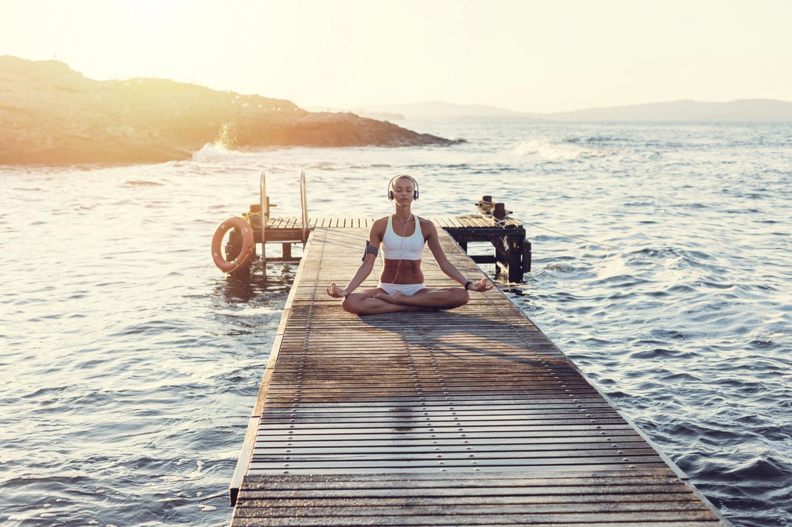Jeste li znali da meditacija djeluje i na jačanje imuniteta?