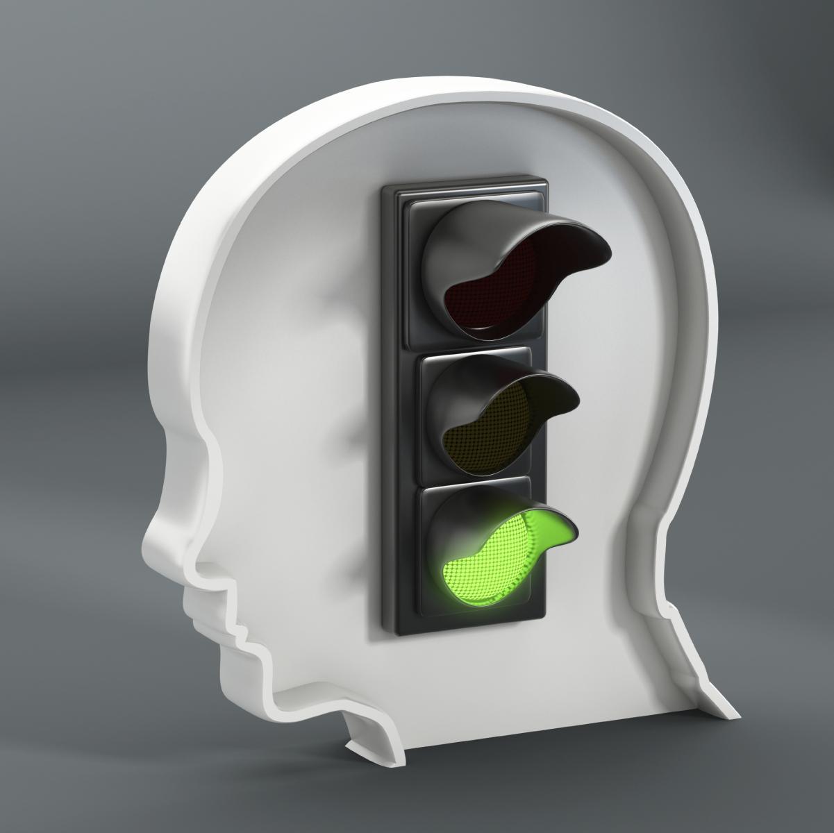 Čak 20 posto manja je bol pri upotrebi zelenog svijetla.