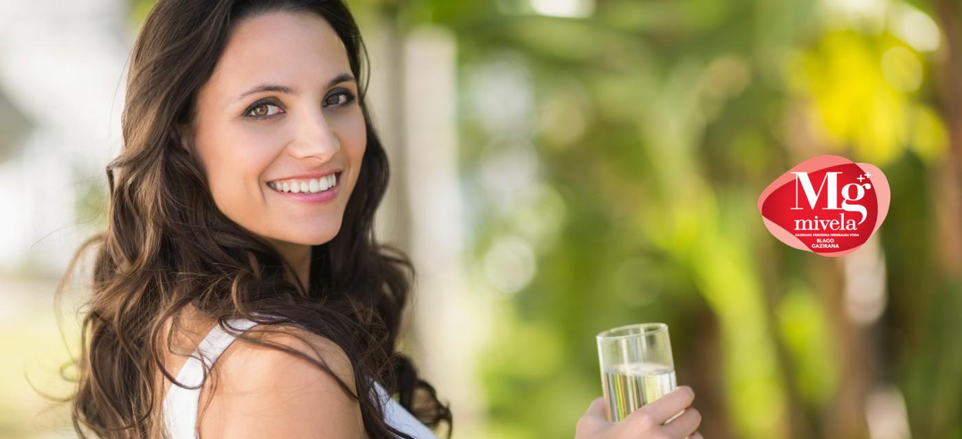 Magnezij je u tijelo najbolje unijeti hranom - i vodom!