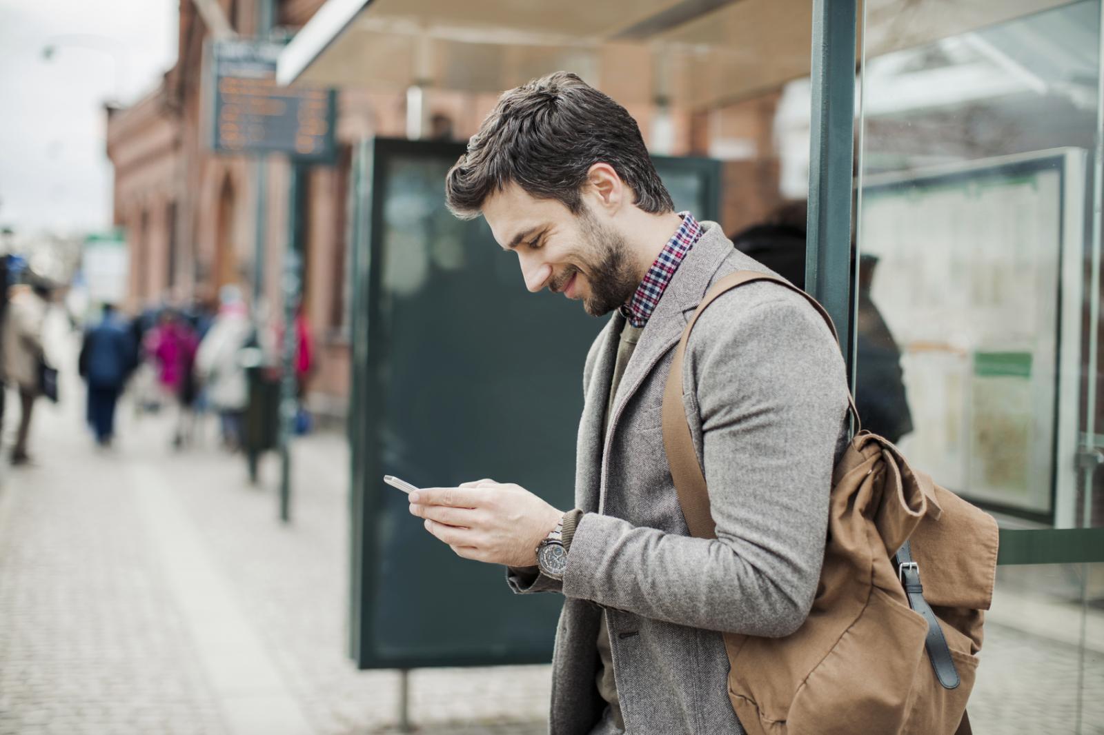 Čim više ispravite tijelo dok tipkate po mobitelu kako bi spriječili neugodne posljedice na vašem tijelu.