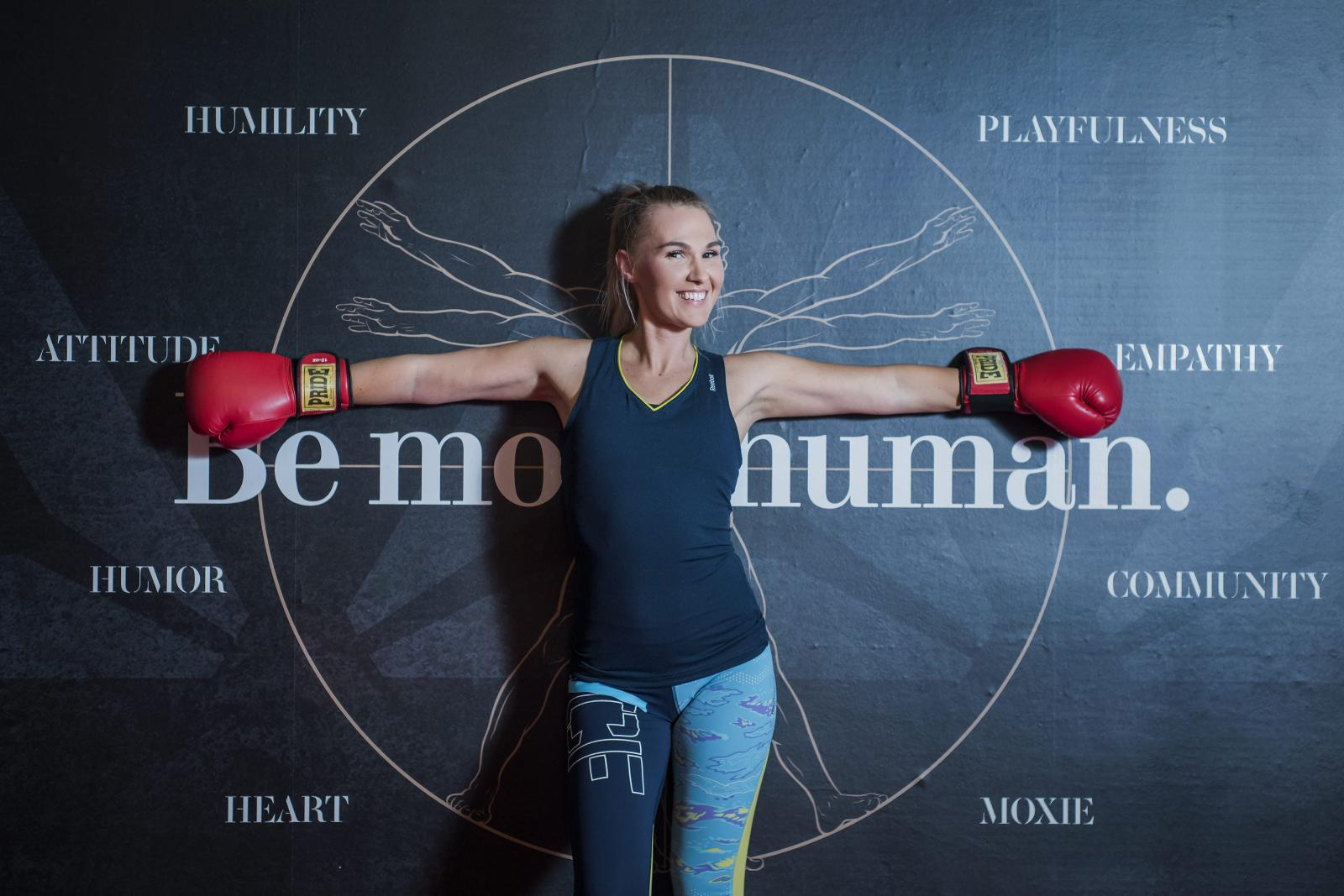 Zašto se odlučila trenirati boks te koliko joj je pomogao u svakodnevnom životu, ispričala nam je Nina Kuduz.
