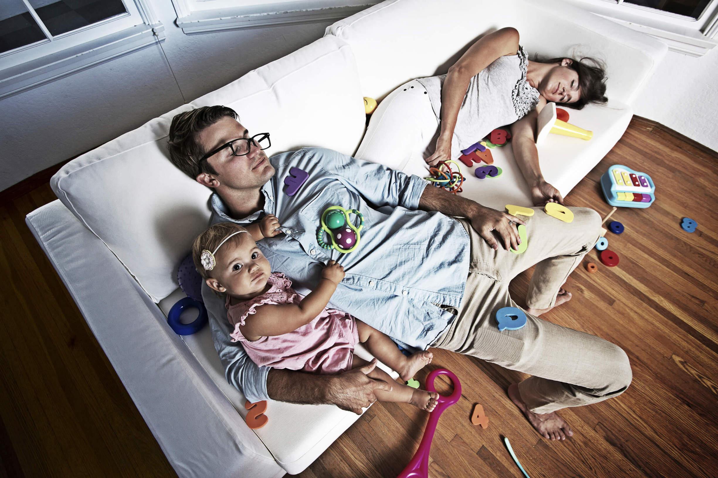 Svatko tko je imao sreće proći kroz roditeljstvo zna koliko to može biti iscrpljujuće