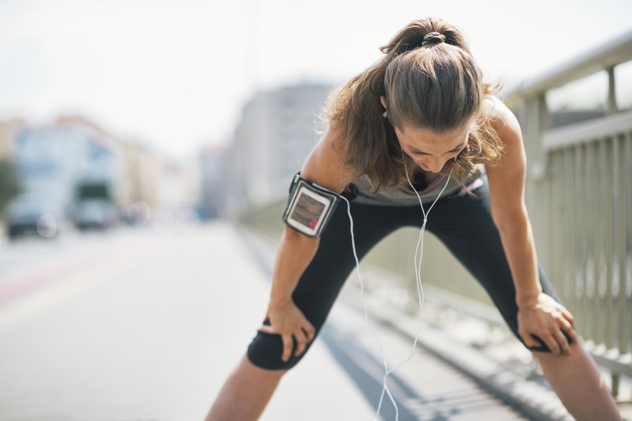 Zadihanost za vrijeme vježbanja ili trudnoće neka vas ne brine, brinite se ako dođe naglo te praćena drugim simptomima