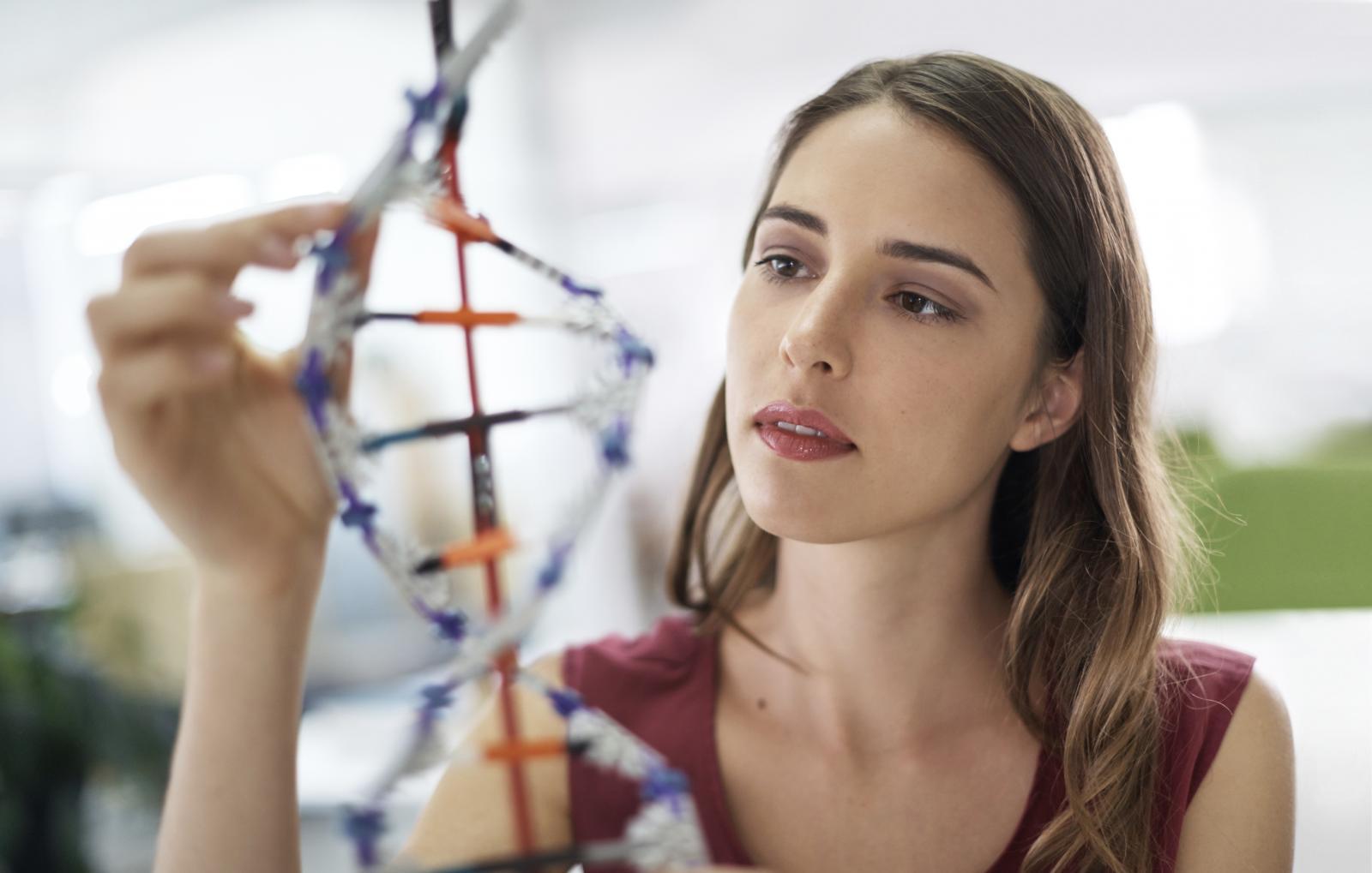Pored rizika od nekih bolesti, iz naših se gena očito da još štošta iščitati...