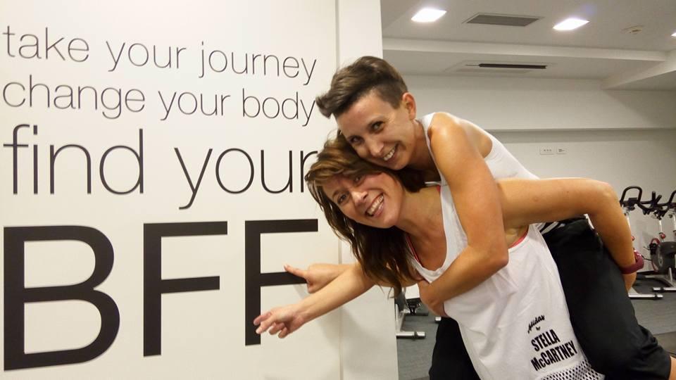 Marija i Dagmar osnovale su Udrugu Mojo kojom promiču zdrav stil života, pozitivnu energiju i važnost tjelesne aktivnosti u svakodnevnom životu.