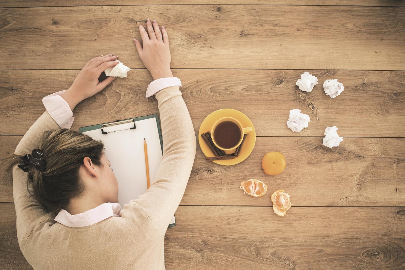 Ako prečesto jedete hranu bogatu ugljikohidratima, za očekivati je da ćete se osjećati tromo, pospano i umorno.