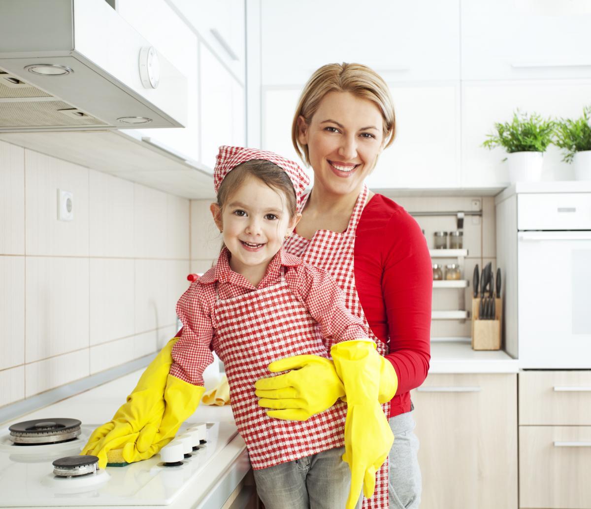 Ne tako davno i naše su bake čistile ovim sredstvima, zašto tome ne biste poučili i svoju djecu!?