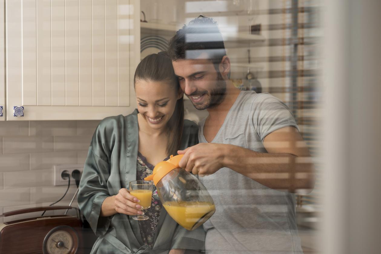 Čaša sviježe cijeđenog soka od naranče obogatit će vašu prehranu kalijem koji jako utječe na krvni tlak