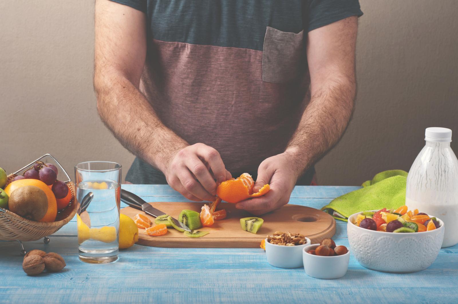 Dnevno bi trebalo pojesti osam porcija voća i povrća... Hmmm, pojedete li ih toliko?