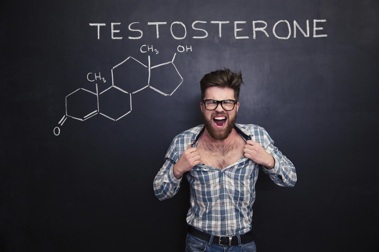 Ako ste mislili da ste kao jači spol imuni na hormonalne promjene, prevarili ste se...