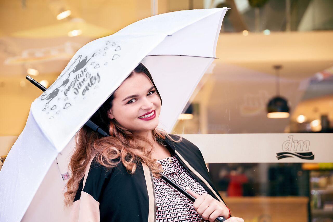Motiv na kišobranu koji je dizajnirala simpatična Splićanka izabrale su upravo - mame!