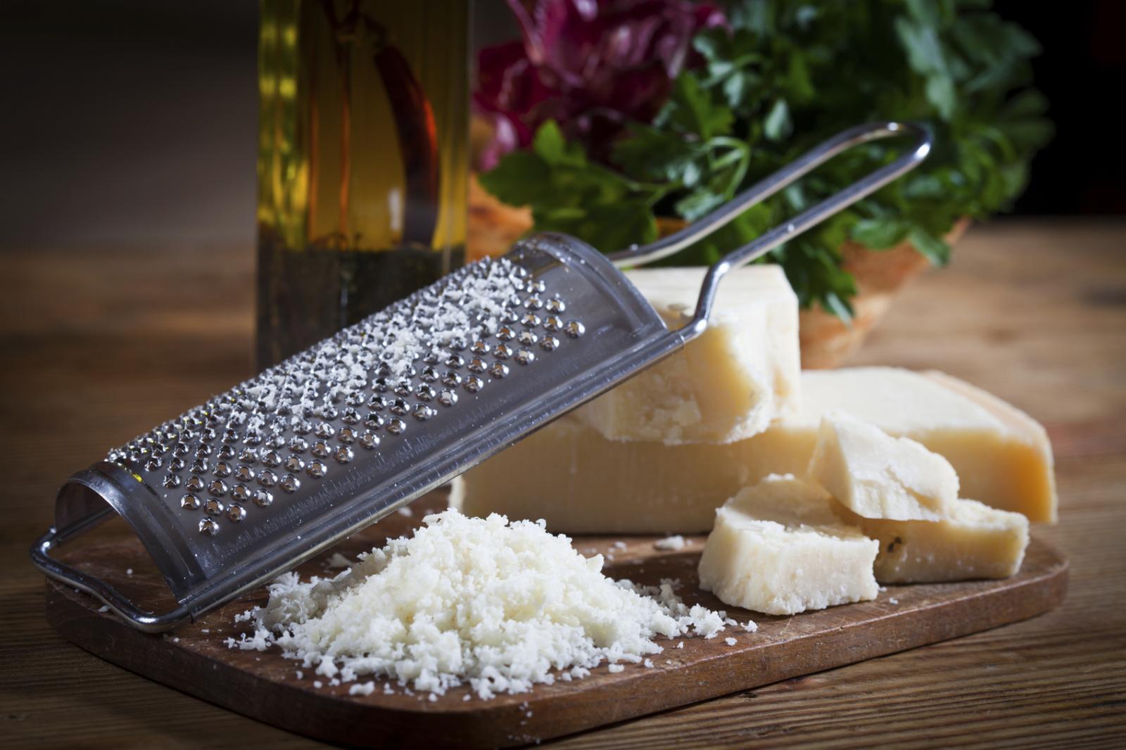 Vrlo rijetko je parmezan koji smo kupili uistinu samo taj ukusan sir.