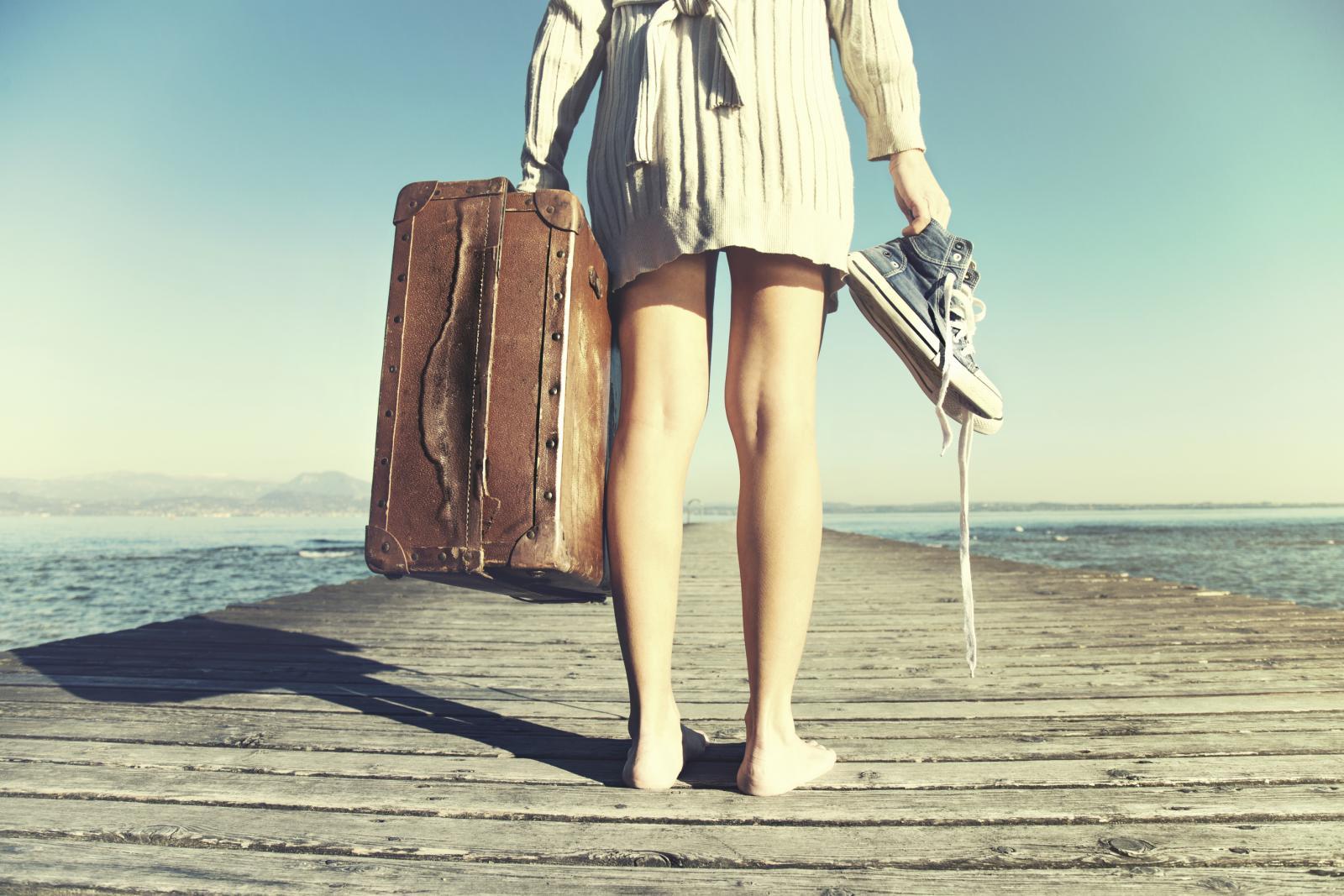 Otiđite na naše more, na naše otoke, držite barem na neko vrijeme glavu i um podalje od problema!