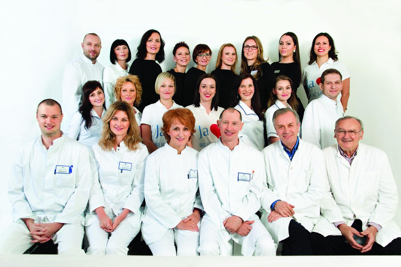 Već dva desetljeća Bilić Vision podiže standarde u oftamologiji.