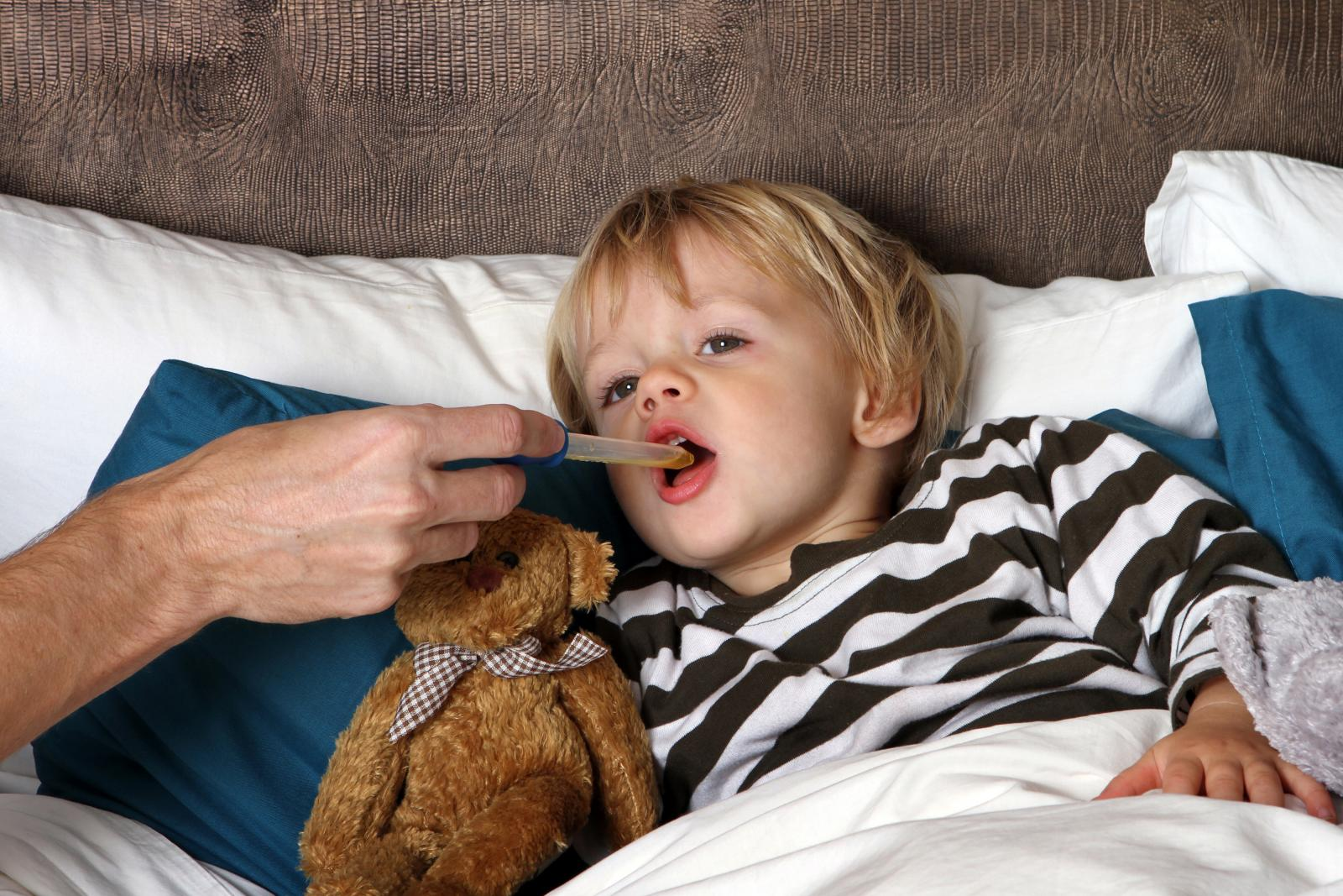 Ako ne želite uvijek posezati za lijekovima, kod nekih lakših bolesti možete olakšati djetetu s ljekovitim biljem.