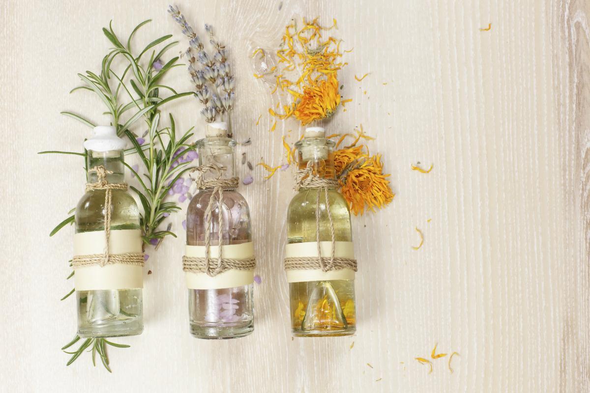 Zanimljivo je da esencijalna ulja mogu iscijeliti široki raspon zdravstvenih tegoba