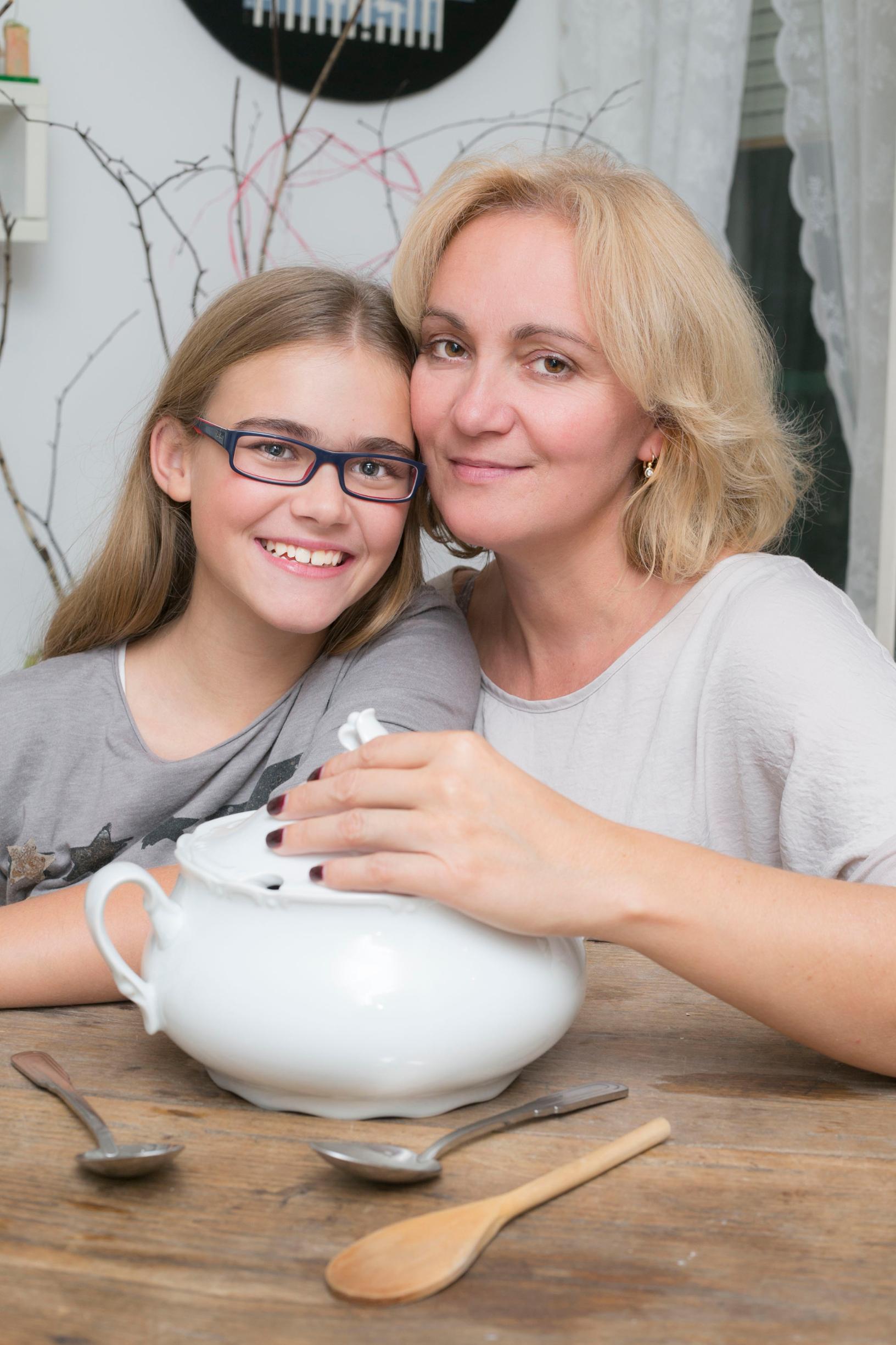 Alergije zbog kojih je Lucija jela zdravije od svojih vršnjaka s godinama su prolazile, no ona i njezina mama unatoč tome nisu odustale kuhati i jesti zdravo