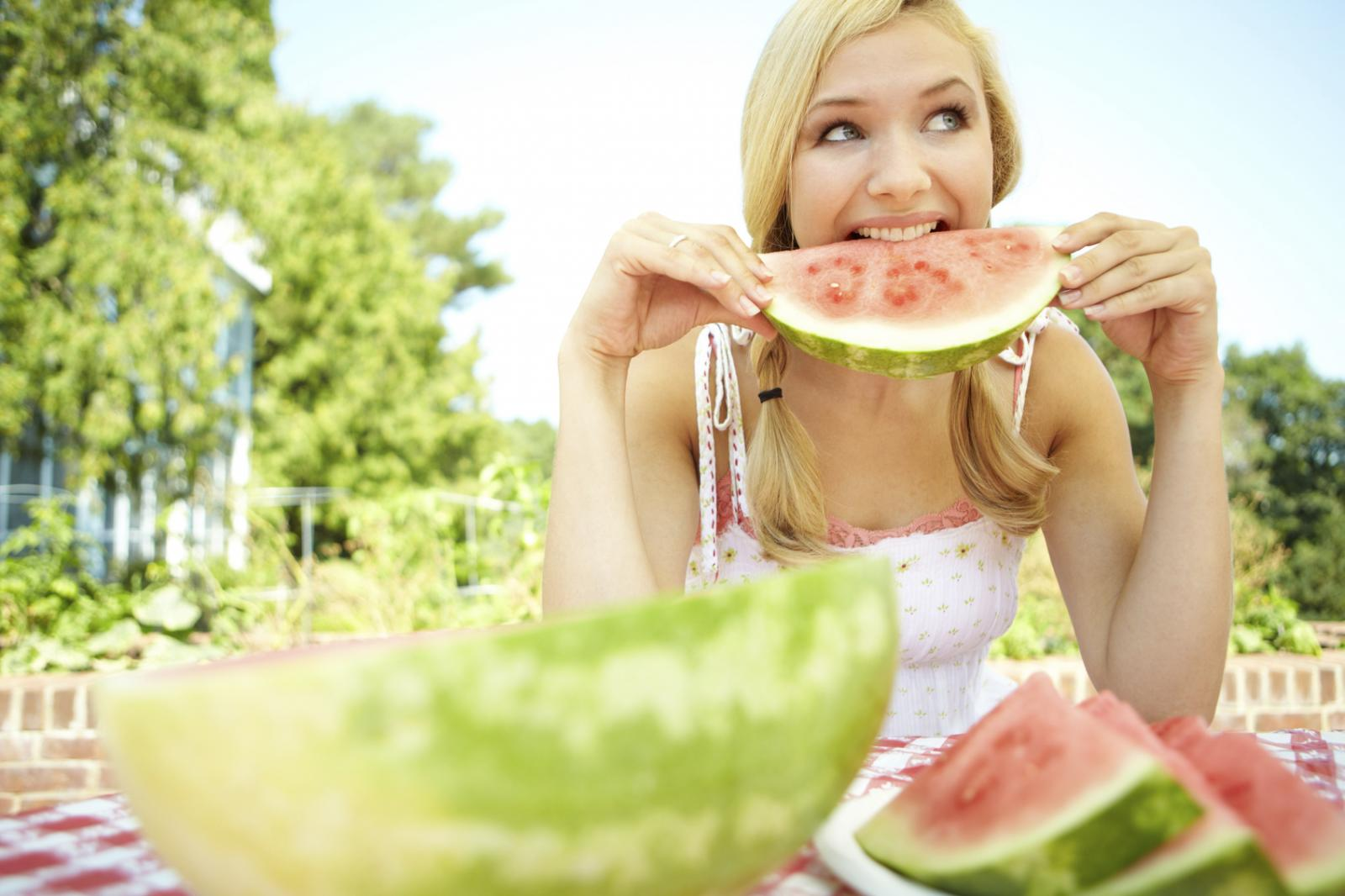Lubenica je zapravo povrće, a u sebi ima čak 92 posto vode.
