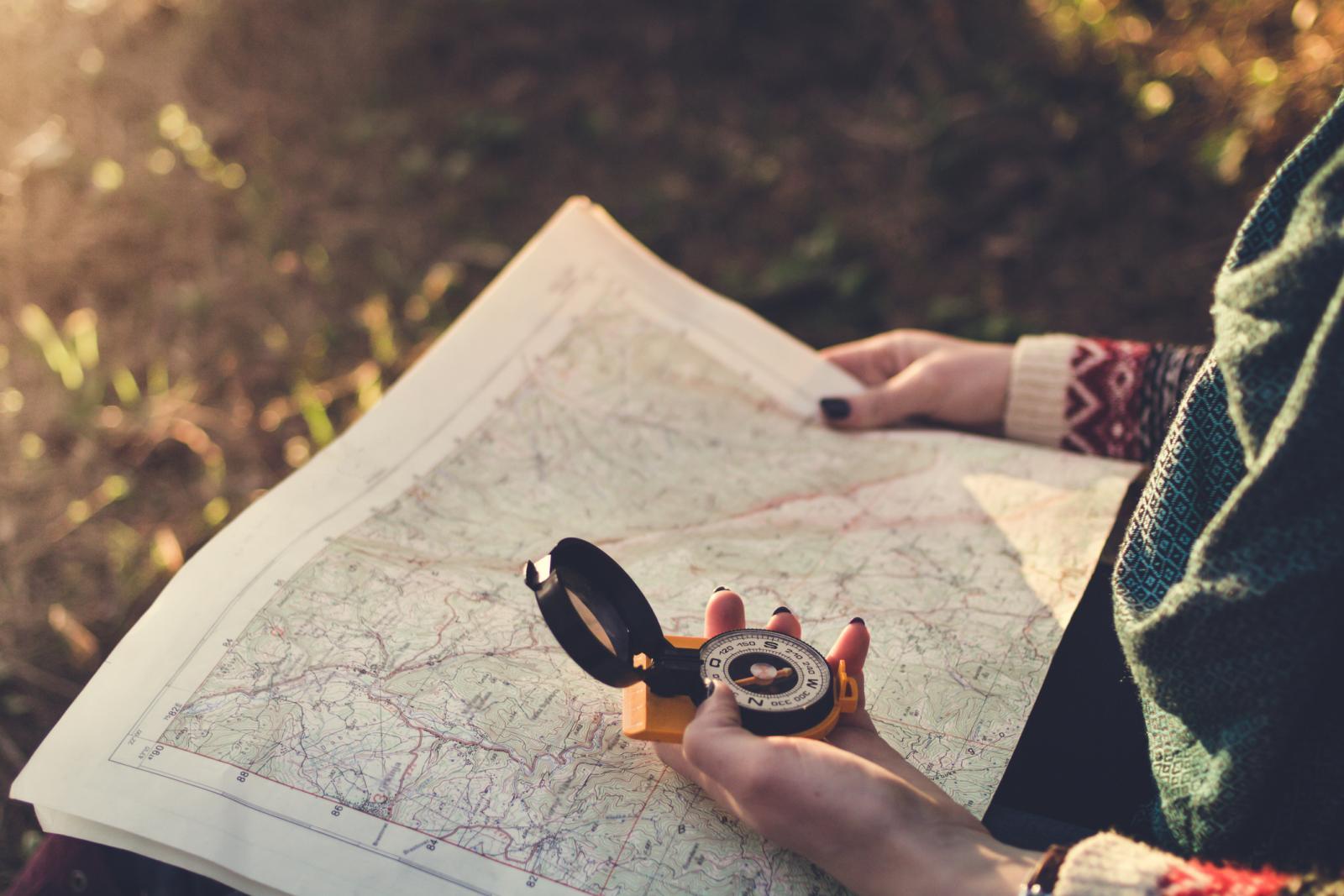 Čini vam se kao da ste izgubili kompas? Mislite da ni jedan put ne vodi u dobrom smjeru?