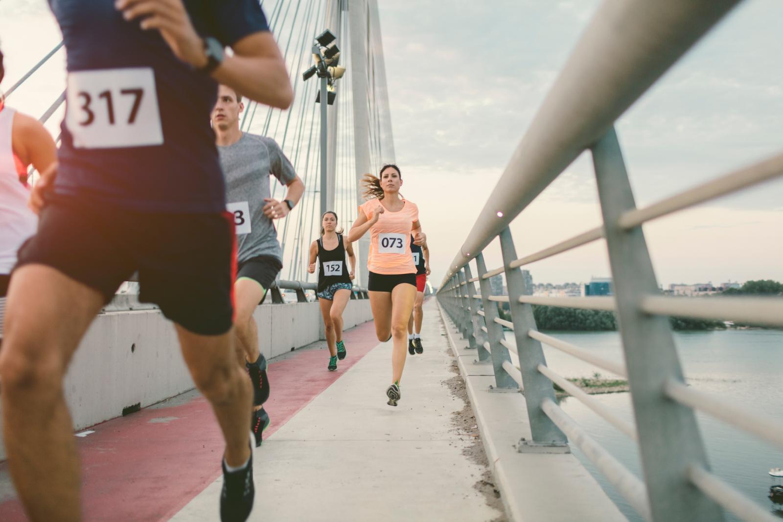 U 17 godina održavanja trka je okupila više od 100 000 sudionika.